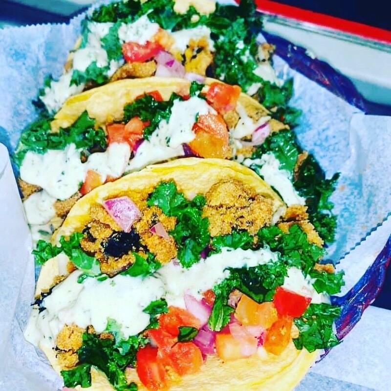 Uncle Willie's Vegan Fish Tacos GF