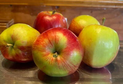 ALASKA GROWN APPLES - PRICE PER LB.