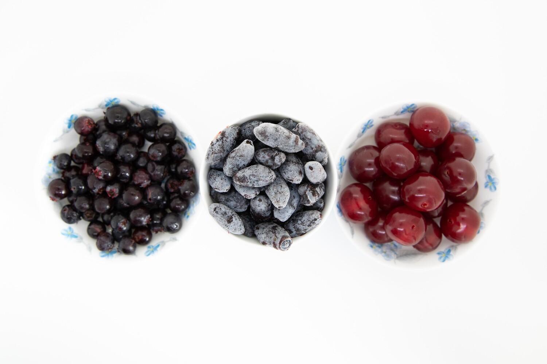 FALL PRESALE PACK: Backyard Berry Bounty