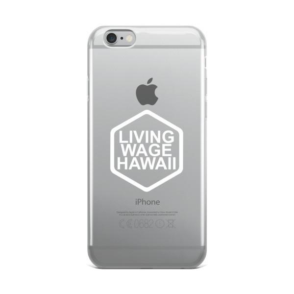 iPhone 6/7/8 Case - White Logo