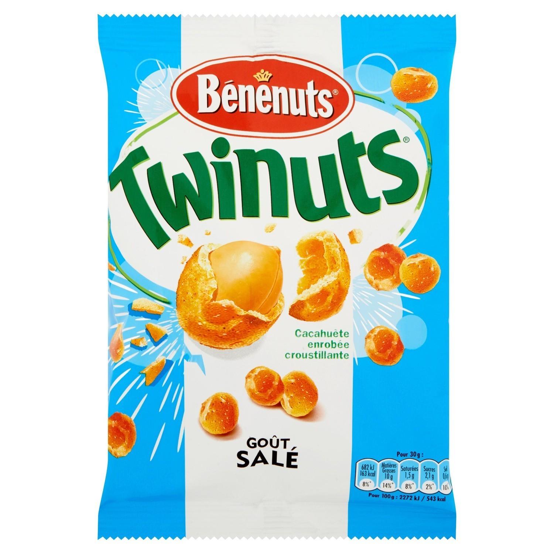 Cacahuètes Twinuts Benenuts