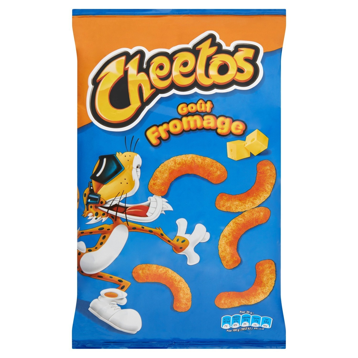 Cheetos fromage   75g