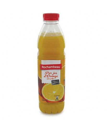 Jus d'orange Rochambeau  1l