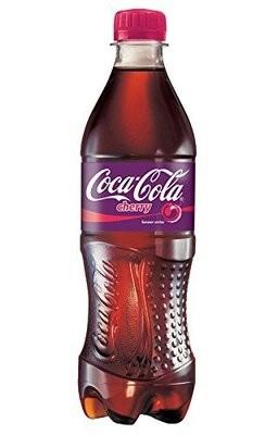 Coca Cola Cherry   50cl