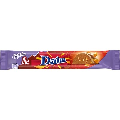 Barre Milka & Daim