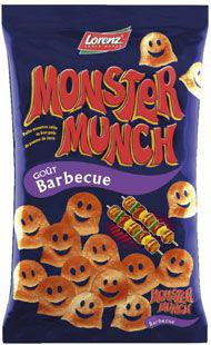 Monster Munch BBQ   85g