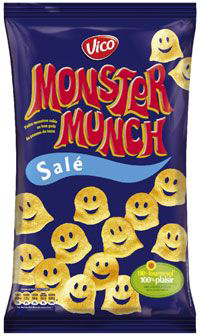 Monster Munch Salé  85g
