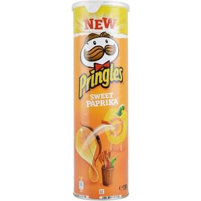 Pringles Sweet Paprika   130g