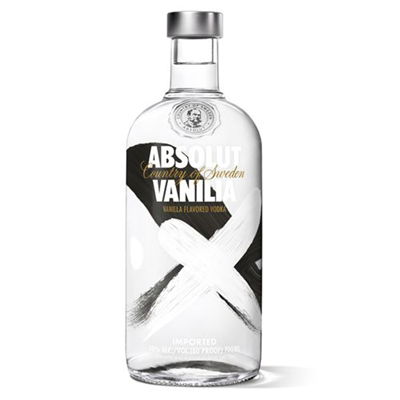 Absolut Vodka Vanilla    70cl