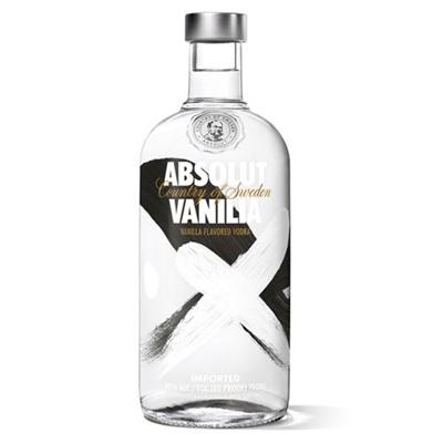 Absolut Vodka Vanilla    70cl