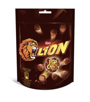 Lion Pop Choc 140g