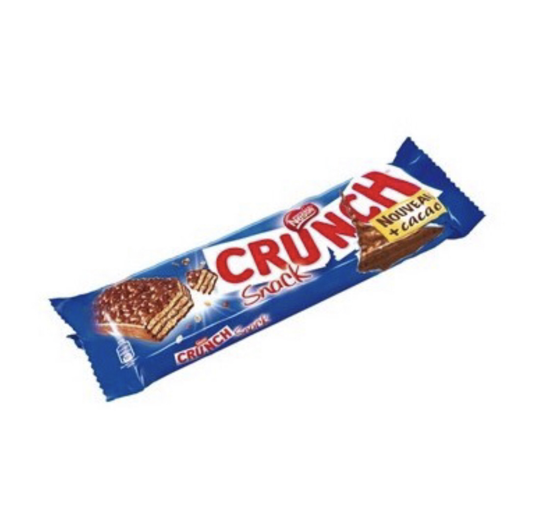 Crunch Snack Barre