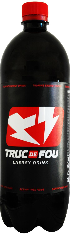 Truc De Fou Energy drink   1L