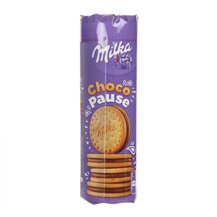 Milka Biscuits Choco Pause   260g