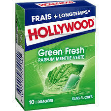 Holywood Chewing-gum GreenFresh