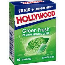 Holywood Chewing-gum GreenFresh