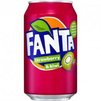 Fanta Fraise Kiwi   33cl