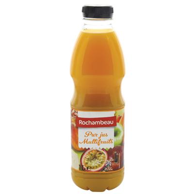 Jus Multifruits Rochambeau  1l