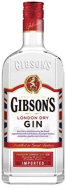 Gin Gibsons London Dry   70cl
