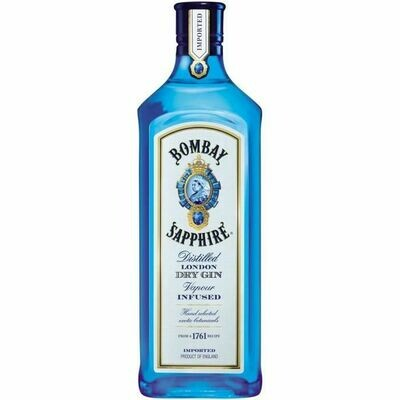 Gin Bombay Saphire  70cl