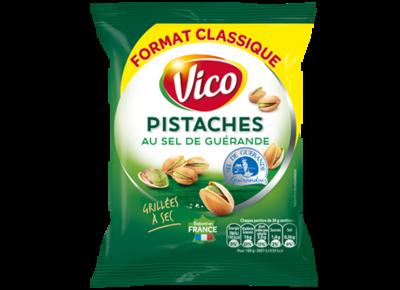 Pistaches Vico au sel de Guérande   100g