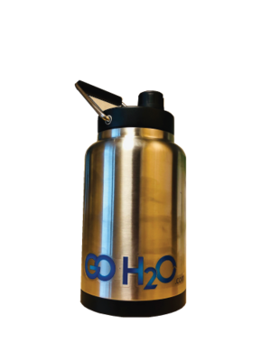 1/2 Gallon Stainless Steel Water Jug