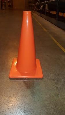 Boundary Cones, Orange