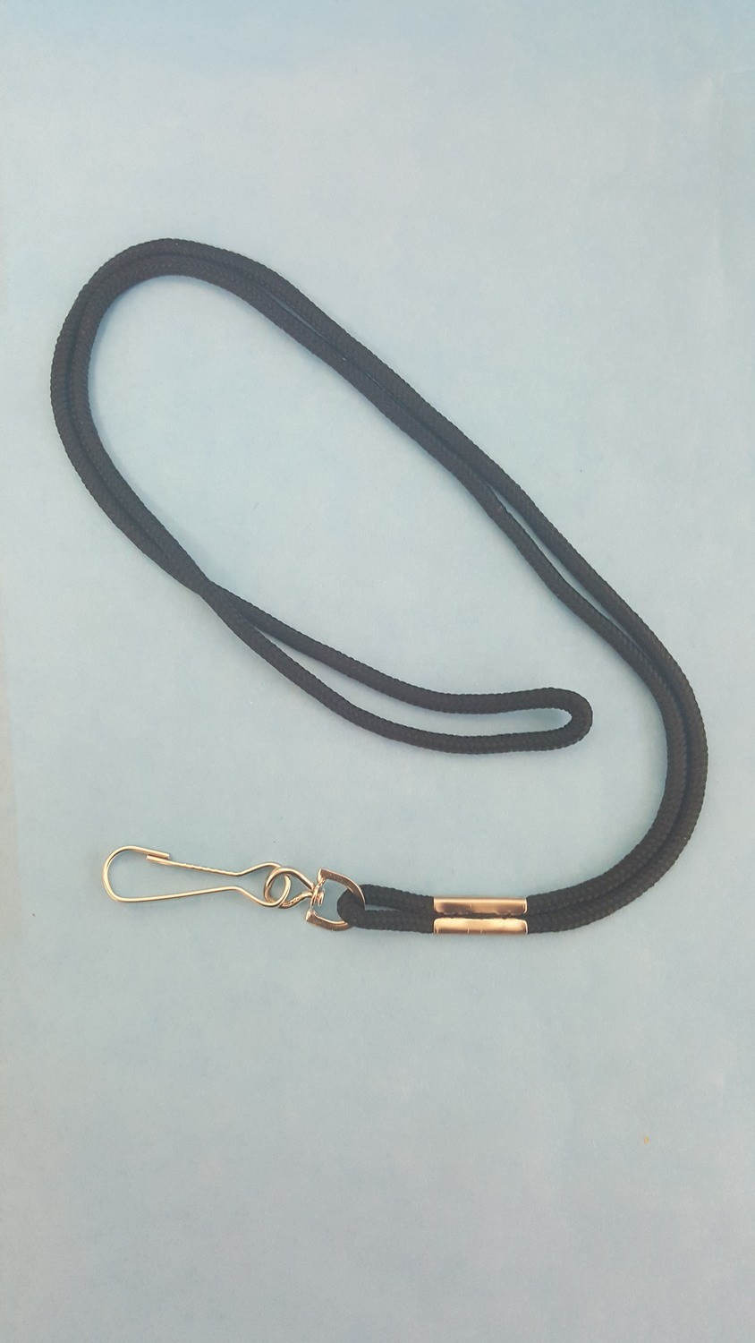 Lanyard, Whistle, nylon,