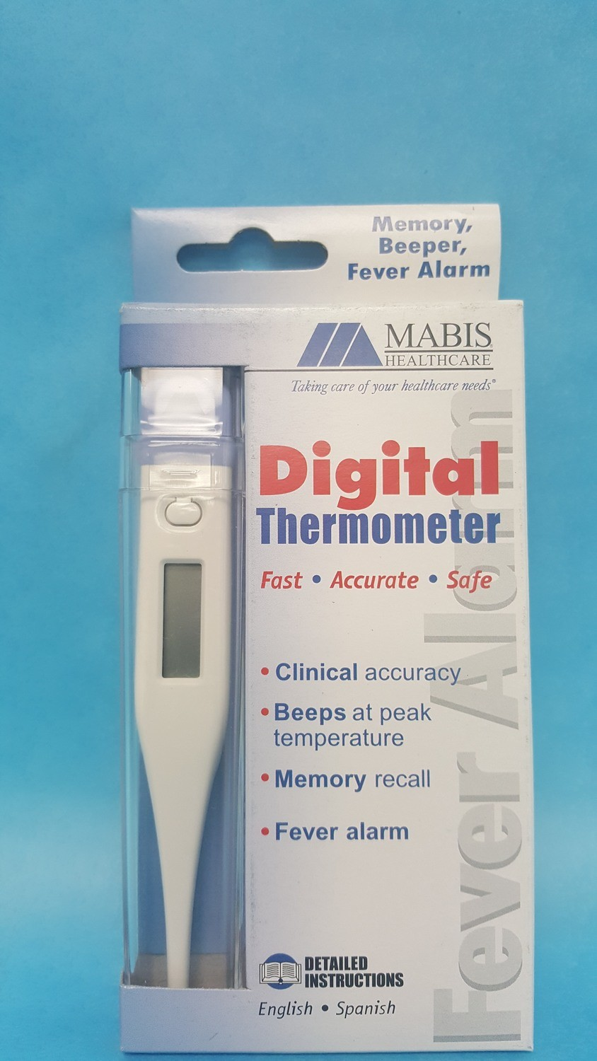 Thermometer, Digital, LCD