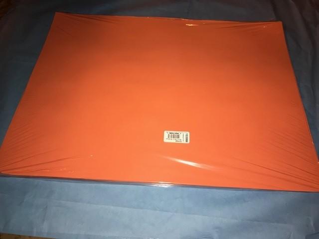 Paper, Orange, Const