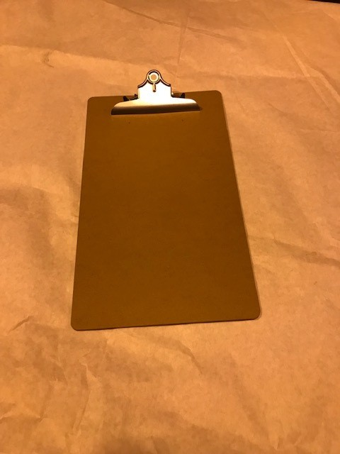 Clip Board, Legal