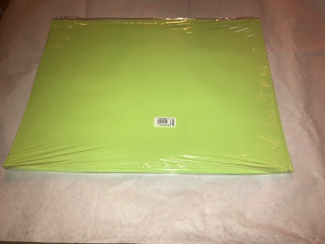 Paper, Lime Green, Const