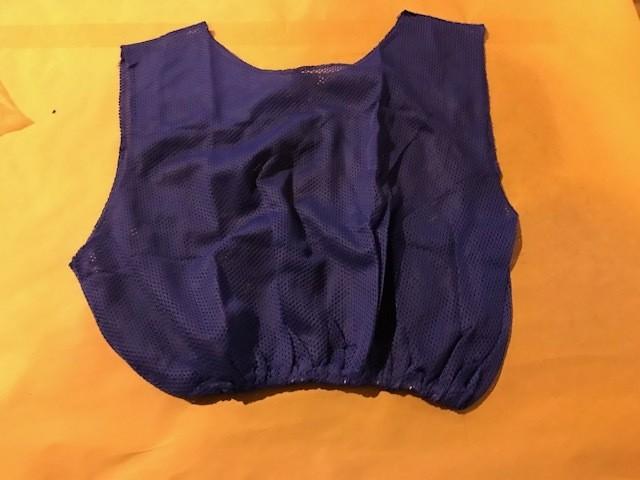 Scrimmage Vests, BLUE