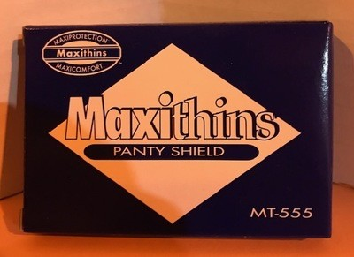 Panty Liner, Maxi-Thins,