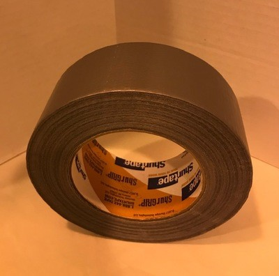 "Tape, Duct, 2"" x 60 Yards"