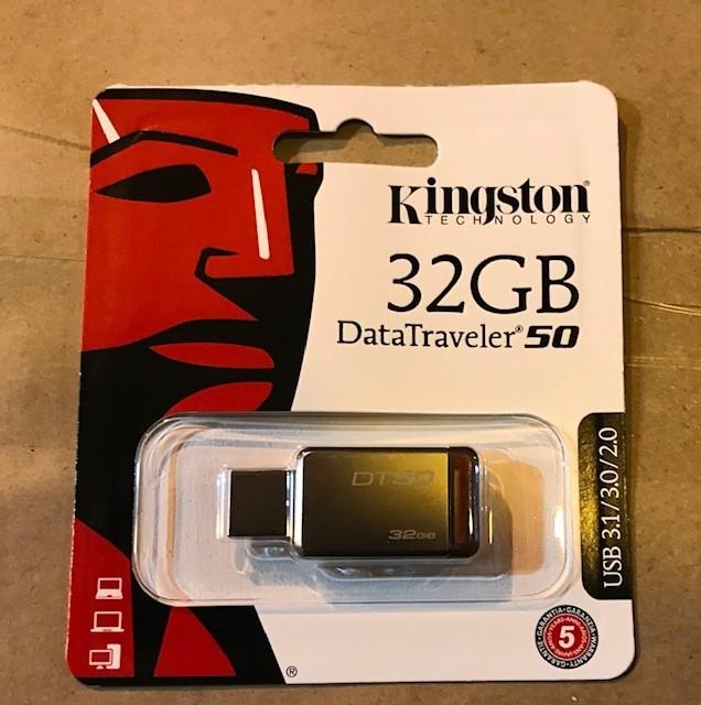 Flash Drive, 32Gb USB 3.0
