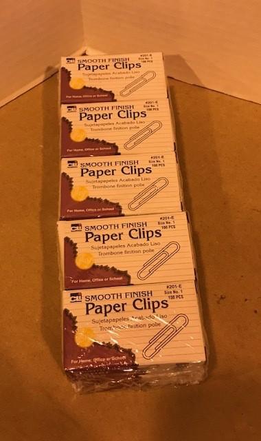 Paper Clips, Gem Standard