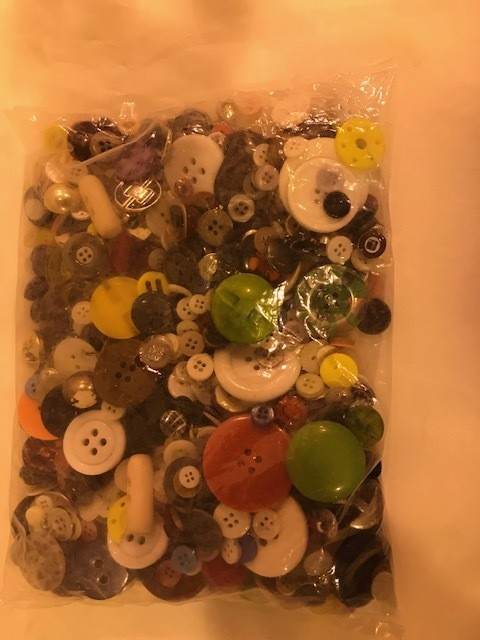 Craft Button, assorted