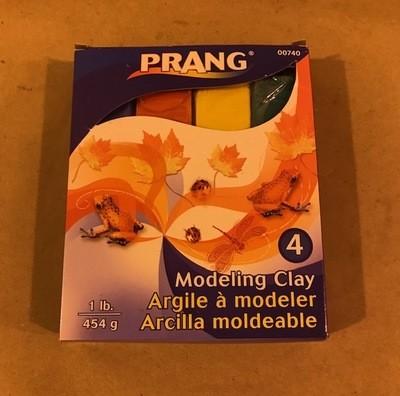 Clay, Molding, nonhardeni