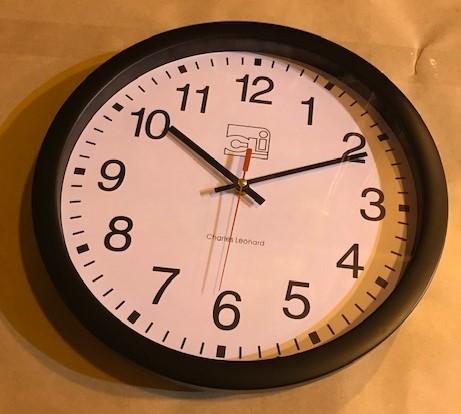 "Clock, Wall, Battery, 14"""