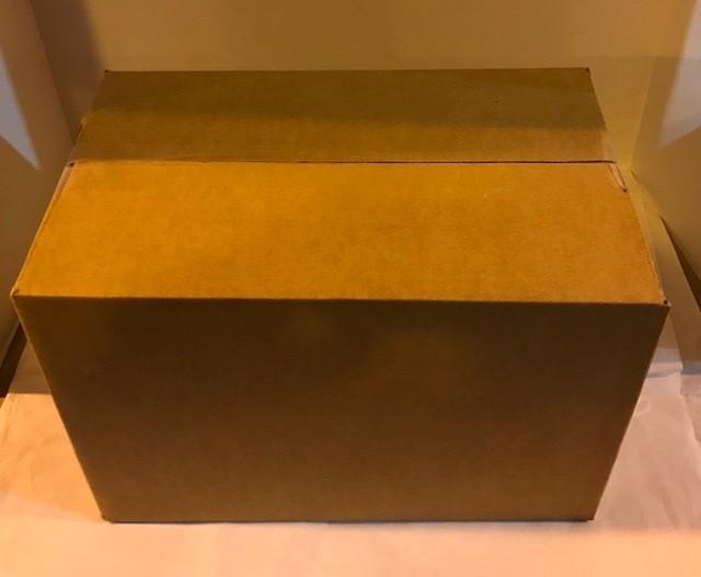 Box, moving/storage, smal