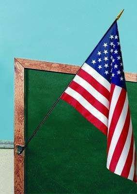 Flag, US, 24x36 w/staff