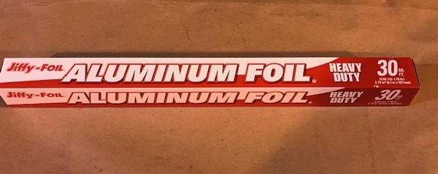 "Foil, Aluminum 18"" x 25'"