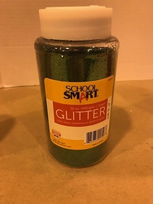 Glitter, Green