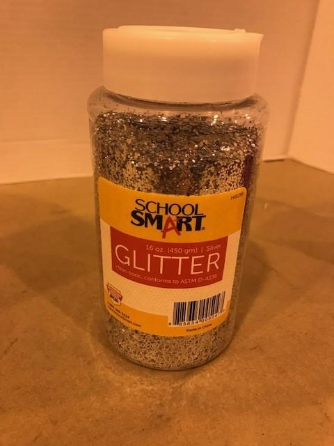 Glitter, Silver