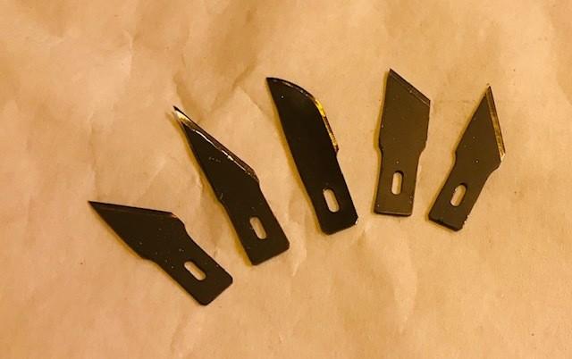 Blades, Kraft Knives