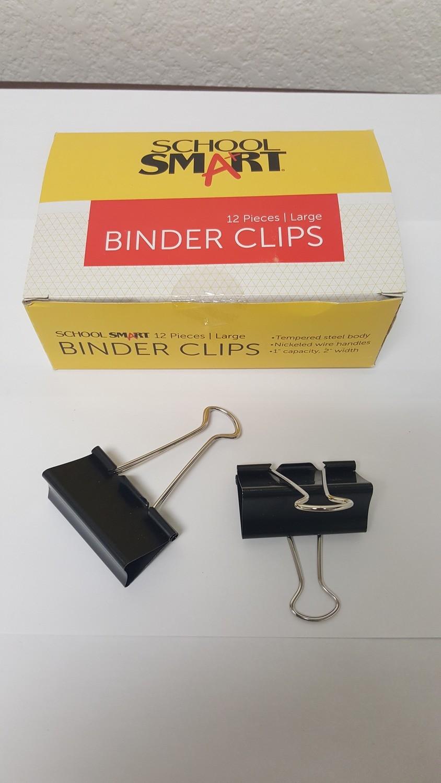 Paper Clips, Binder Large