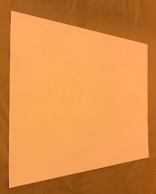 Poster Board, White