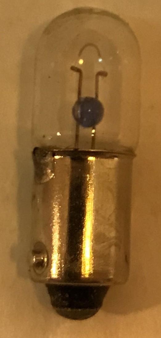 BULB, #44 MINI EXIT LAMP, 10 EACH/CASE