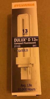 BULB,FLUOR 9W G23 BASE CF9DS/841 #20305